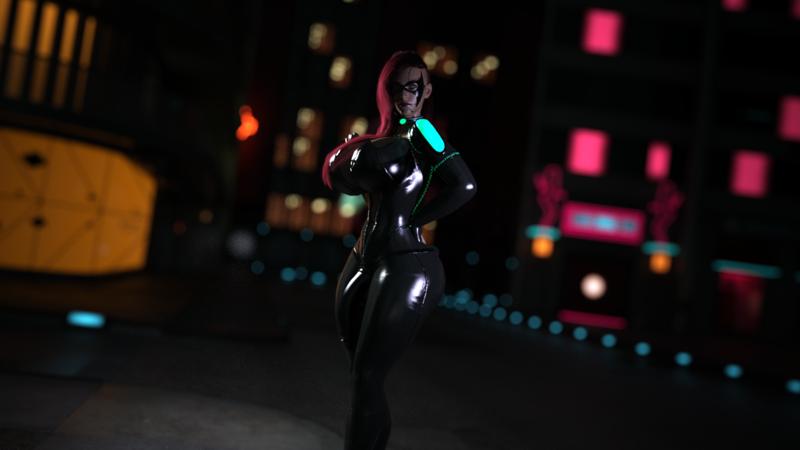 Cyberpunk Wip