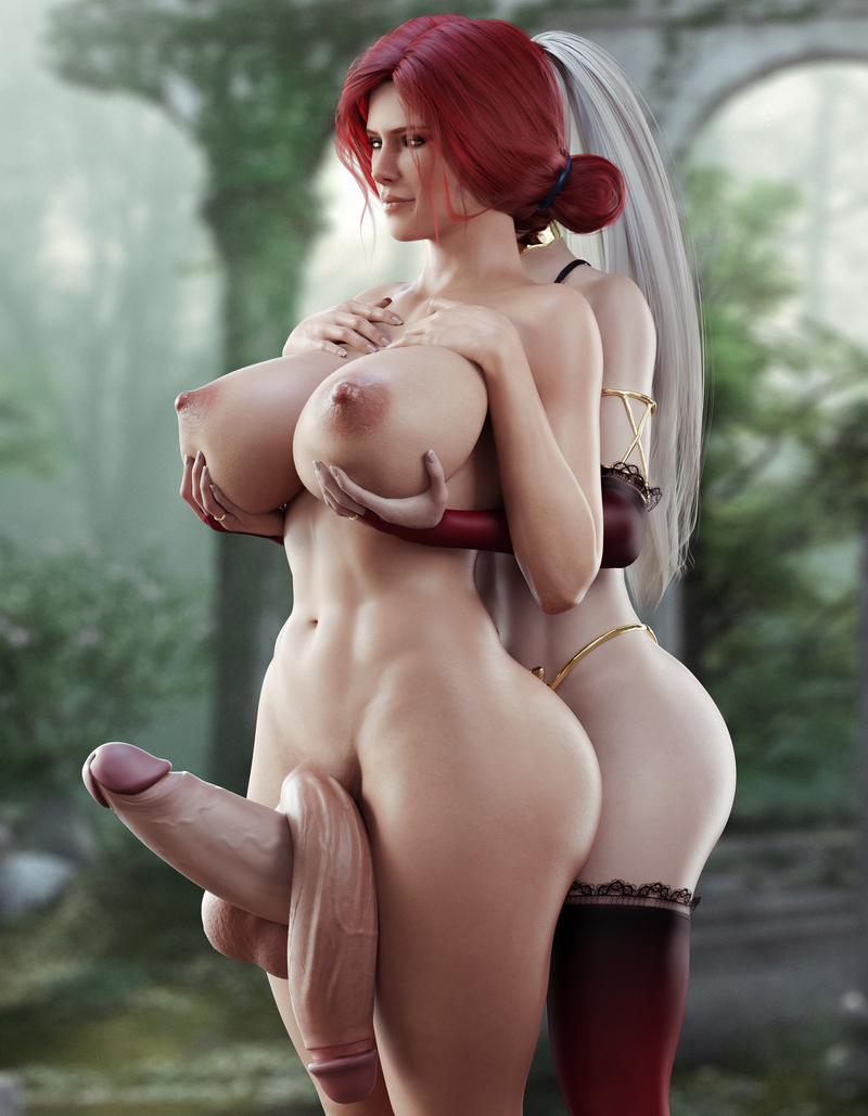 Triss Merigold & Seraphina