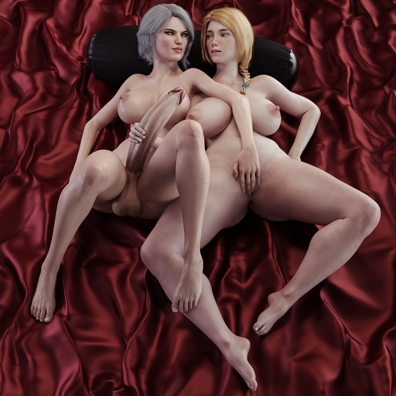 Ciri & Aurora