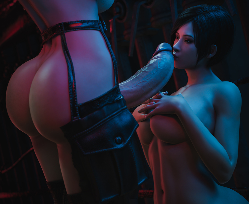 Claire Redfield & Ada Wong (Mini-Set)
