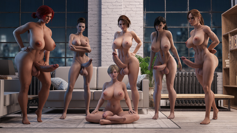 Triss and others