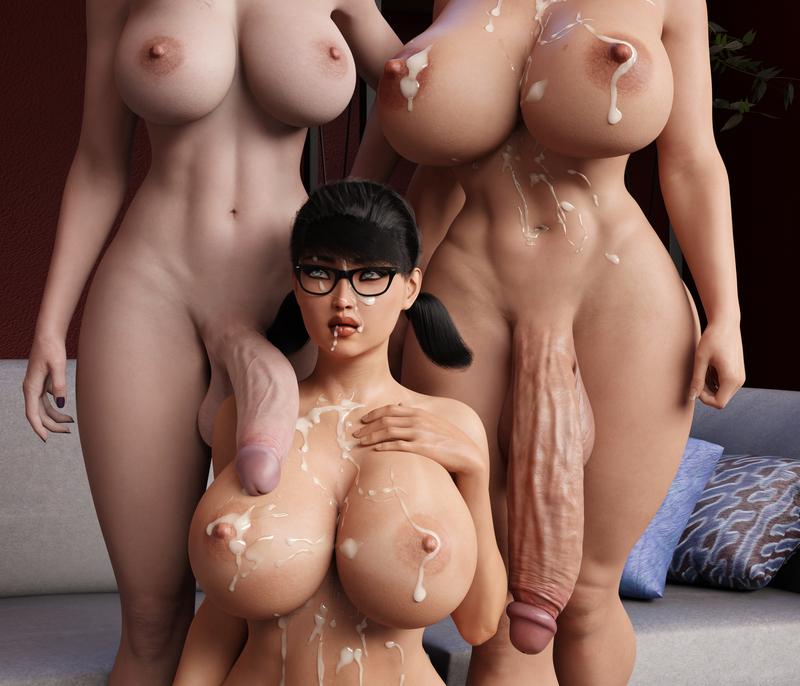 Triss Merigold, Yennefer & Hana