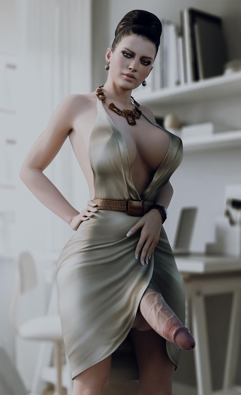 Excella Gionne; Tifa Lockhart