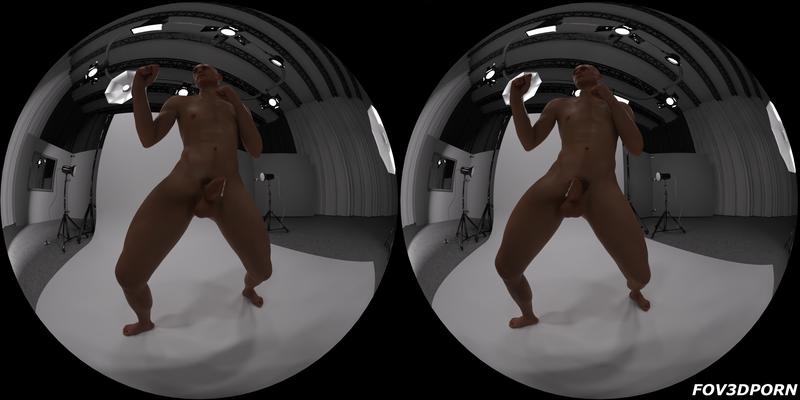 GAY POSE VR