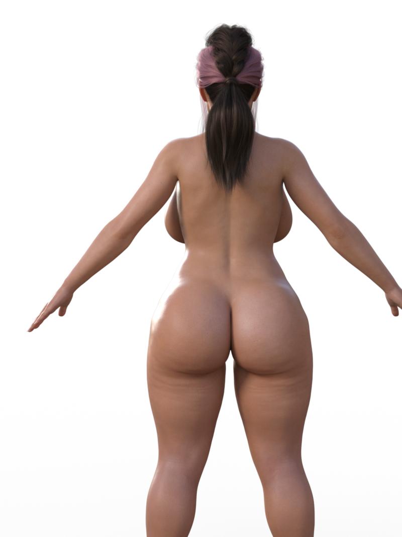 WIP V4 body size