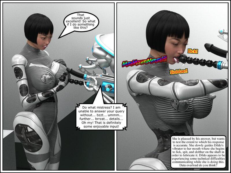 Comic - The Bimbo Next Door 2: Chapter 5