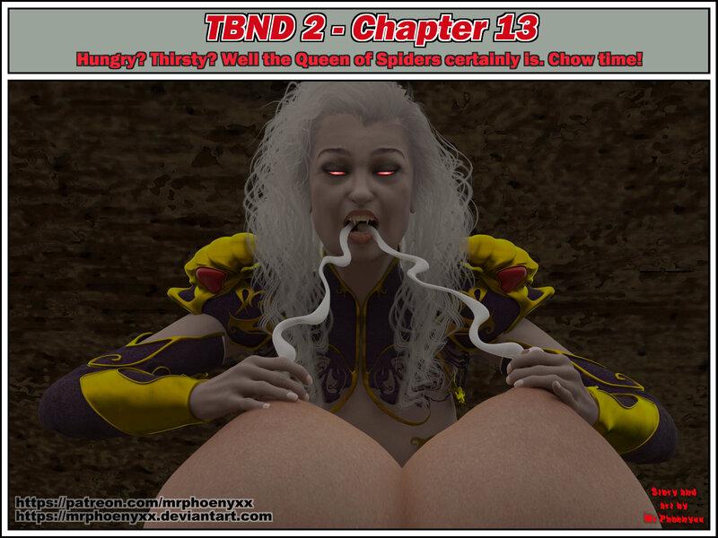 Comic - The Bimbo Next Door 2: Chapter 13