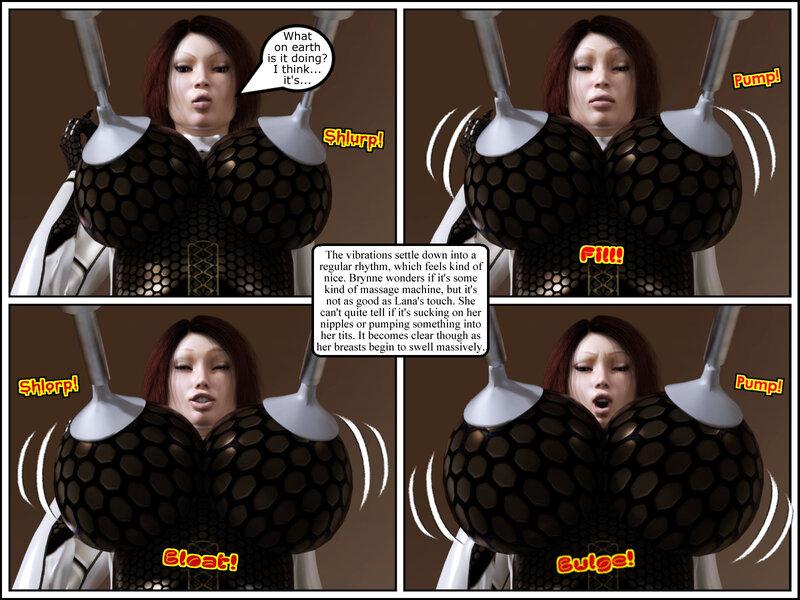 Comic - The Bimbo Next Door 2: Chapter 21