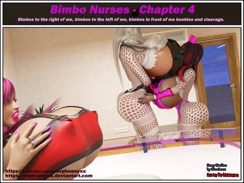 Comic - Bimbo Nurses Chapter 4