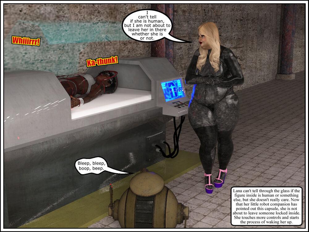 Comic - TBND 3  Chapter 6