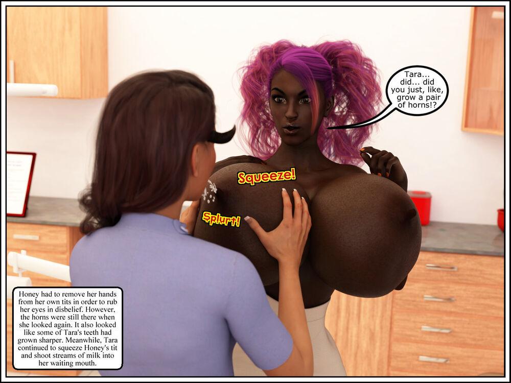 Comic - Tara's Research Chapter 8