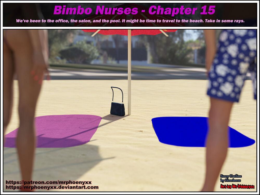 Comic - Bimbo Nurses Chapter 15