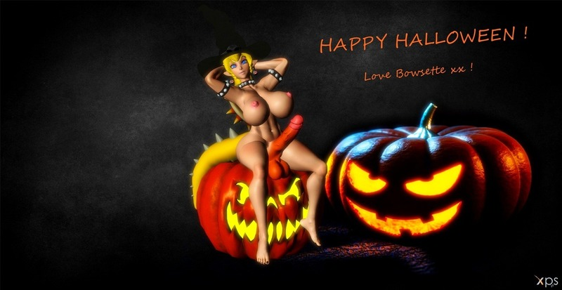Happy Halloween From the Girls !