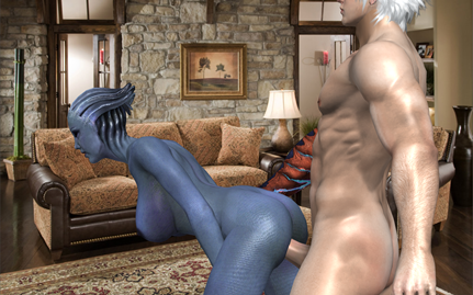 Hot Giirls Of Mass Effect !