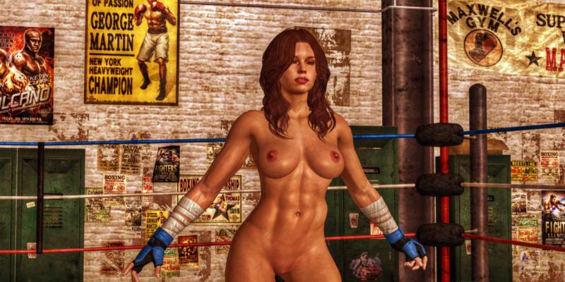MK 11 Sexy Cassie !