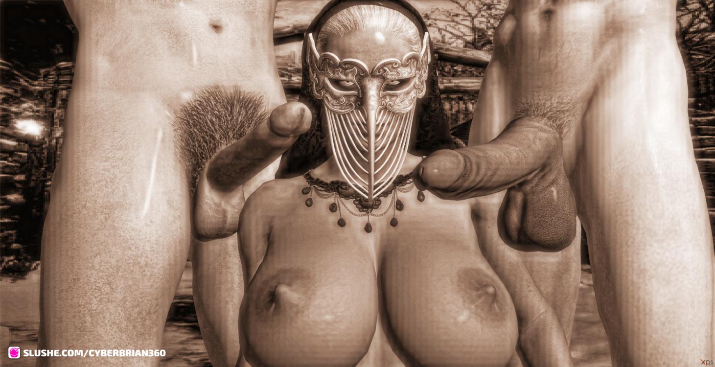 Resident Evil : Village Hot Mother Miranda ( Busty )