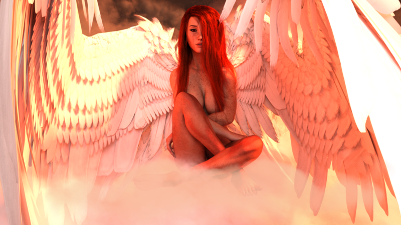 Angelic Nude (August 2019 Contest)