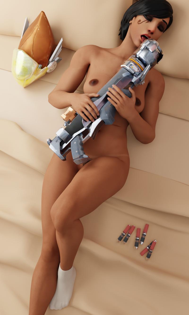 Pharah the rocket queen