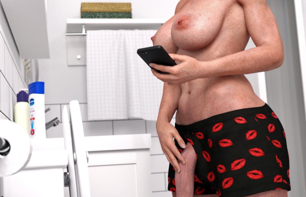 Matilde: Toilet