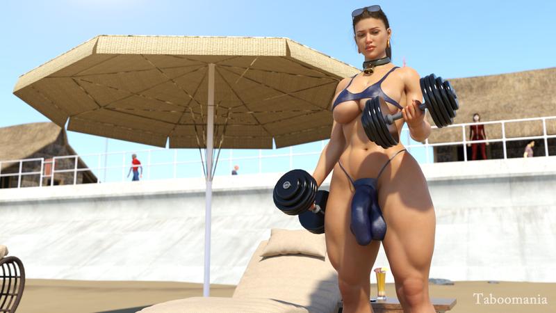 Joanne: Beach