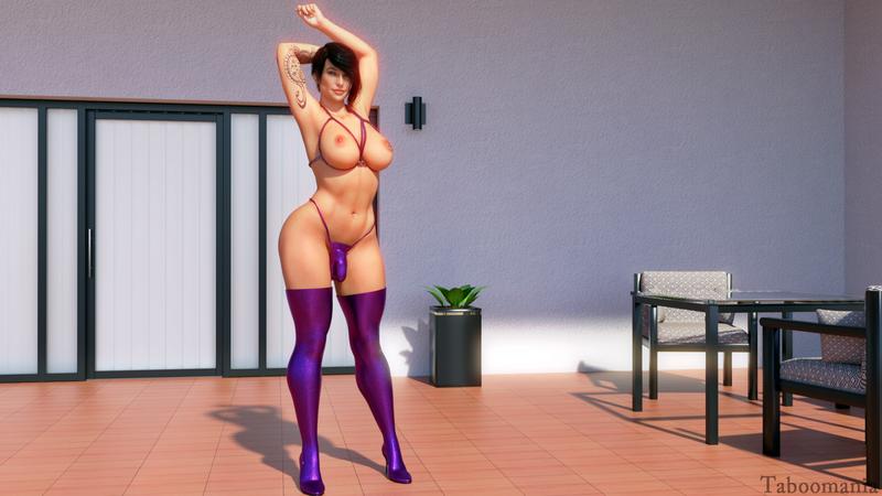 Keri: Kinky