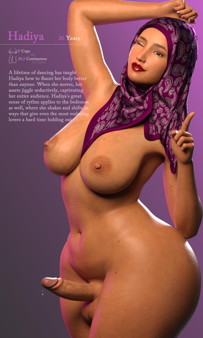 Hadiya: Character card