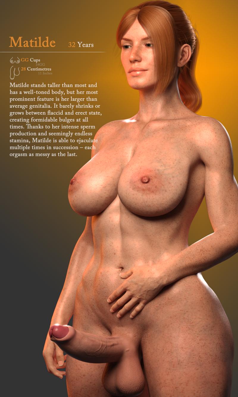 Matilde: Character card