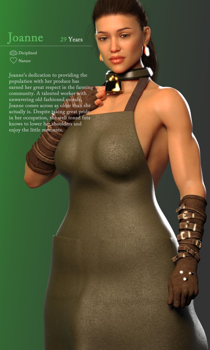 Joanne: Character card
