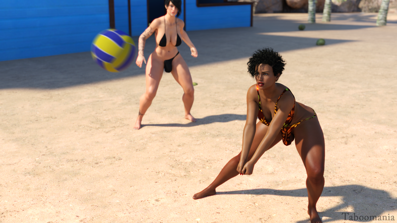 Azma: Volleyball