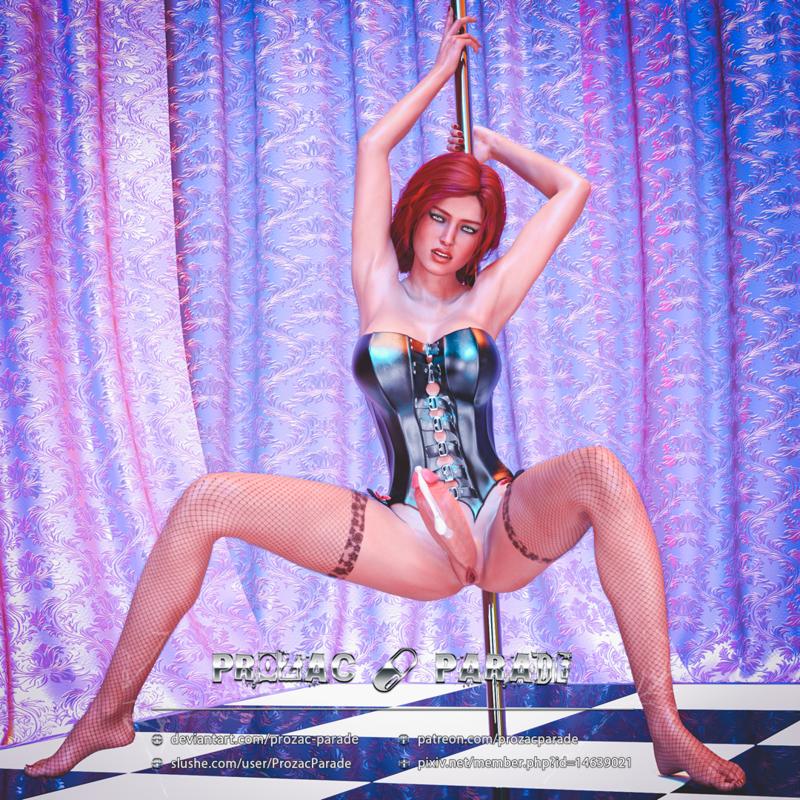 Stripper Triss