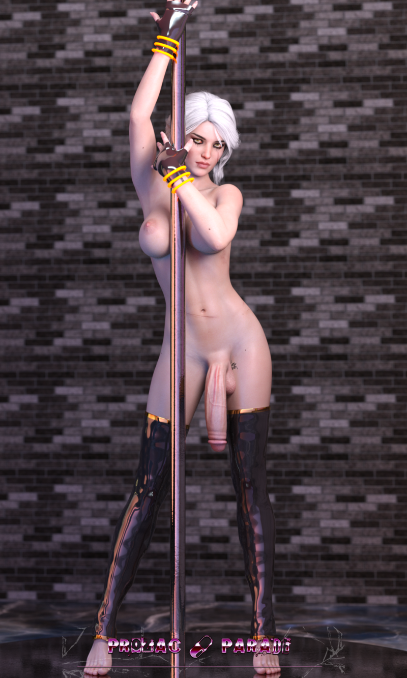 Ciri: Private Dancer