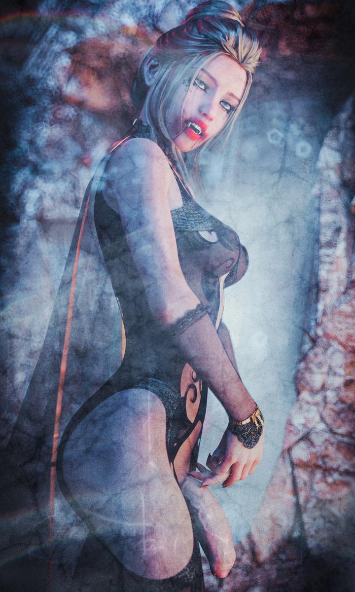 Vampire Olga