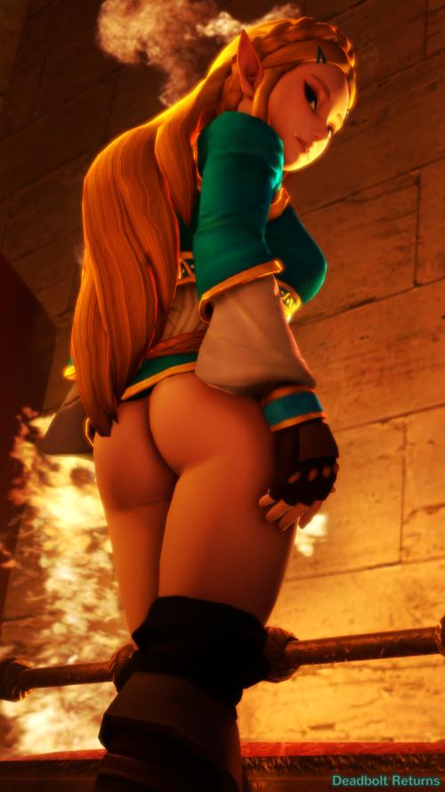 Legend of Zelda [Deadbolt Returns]