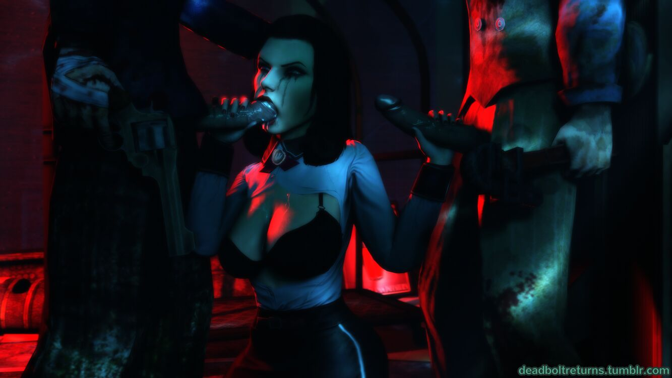 Bioshock Infinite [Deadbolt Returns]