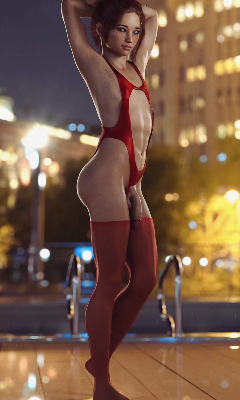 Swimsuit Jess
