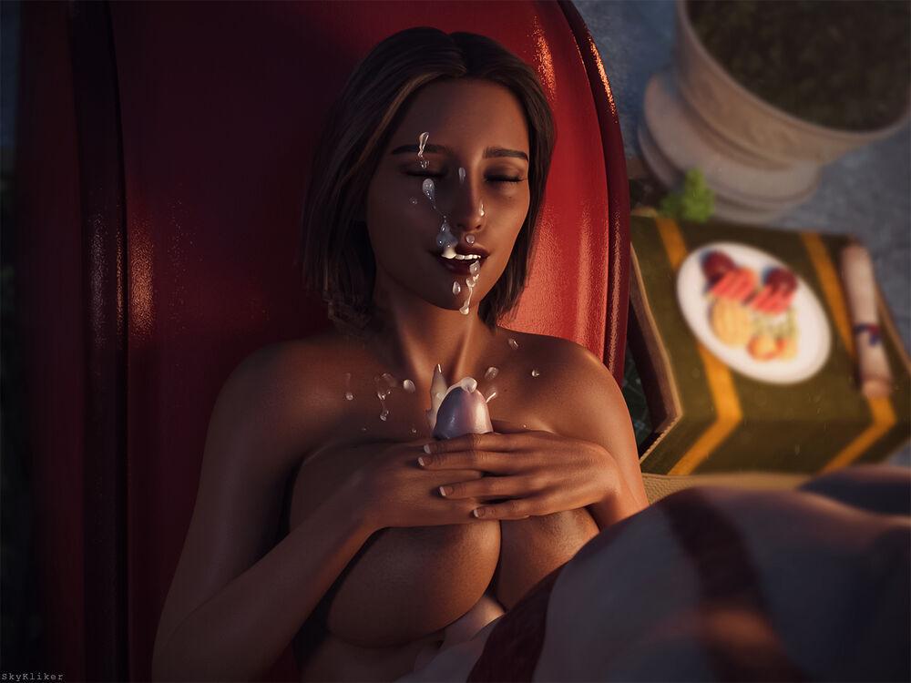 Aphrodite's Handmaiden #2 [Commission]