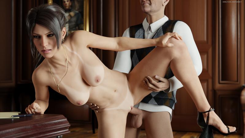Lara Croft - Procuring Tenure II