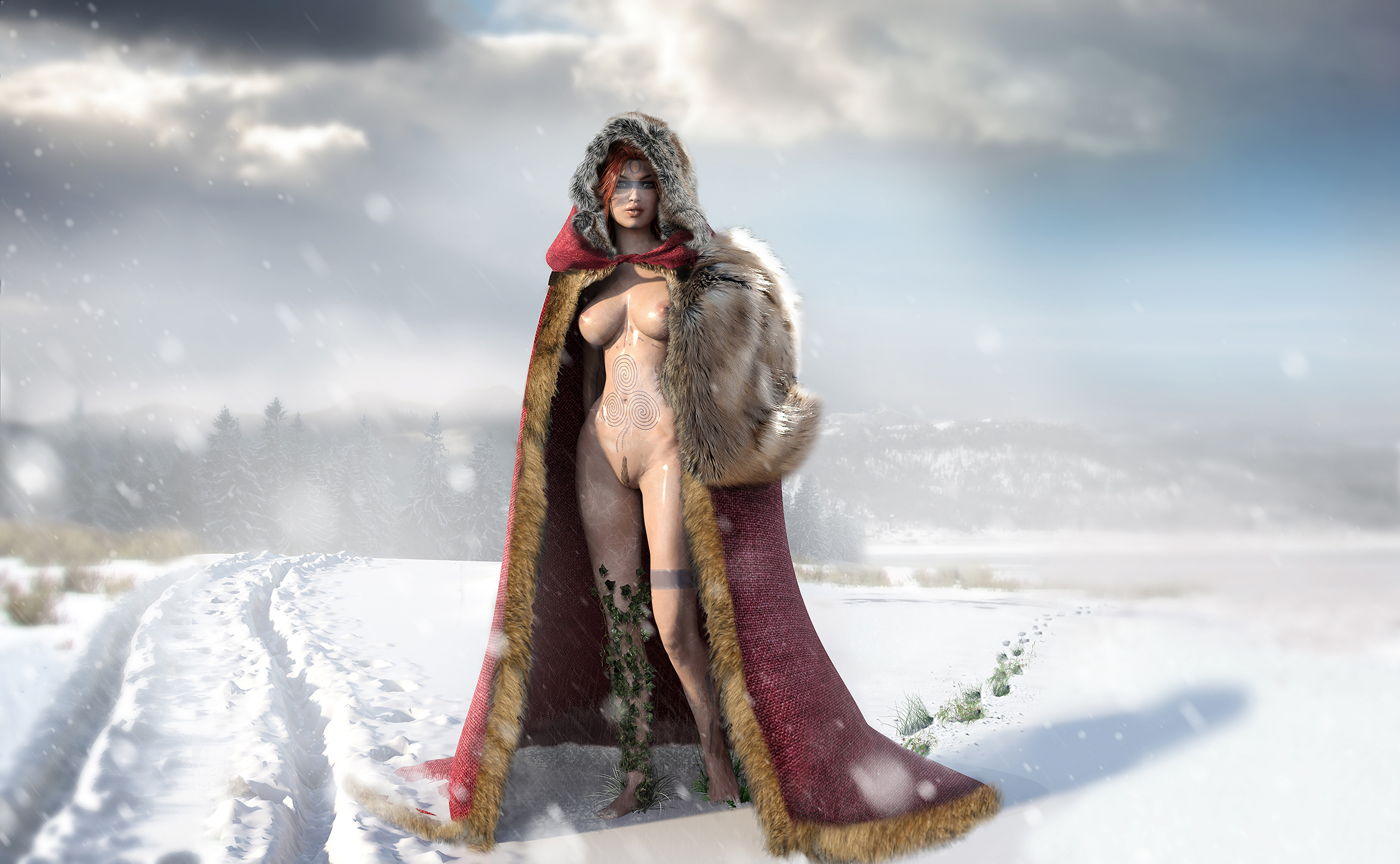 The goddess returns