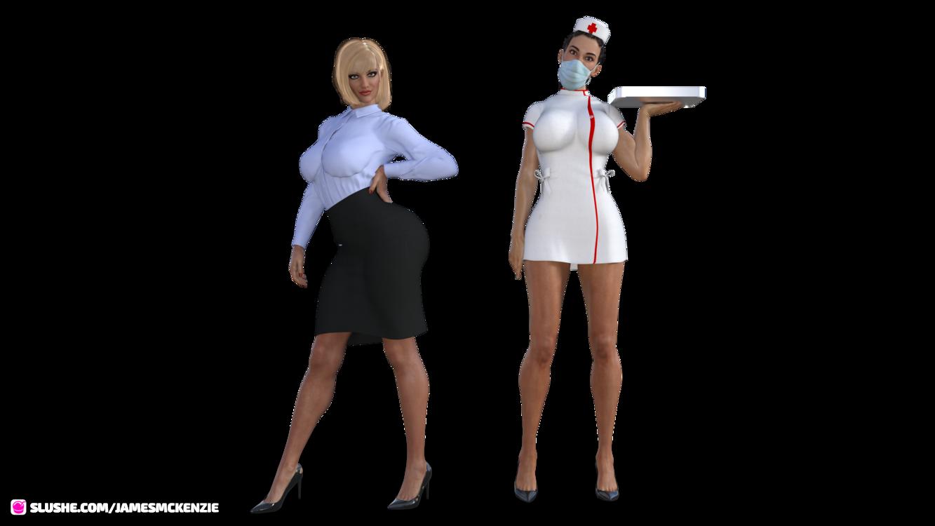 Meet Tanya, Dr. Van E and Katerina
