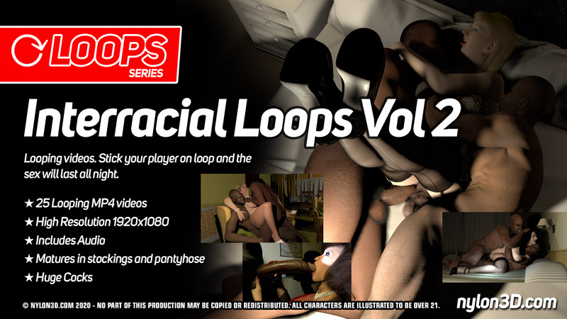 Interracial Loops Vol 2