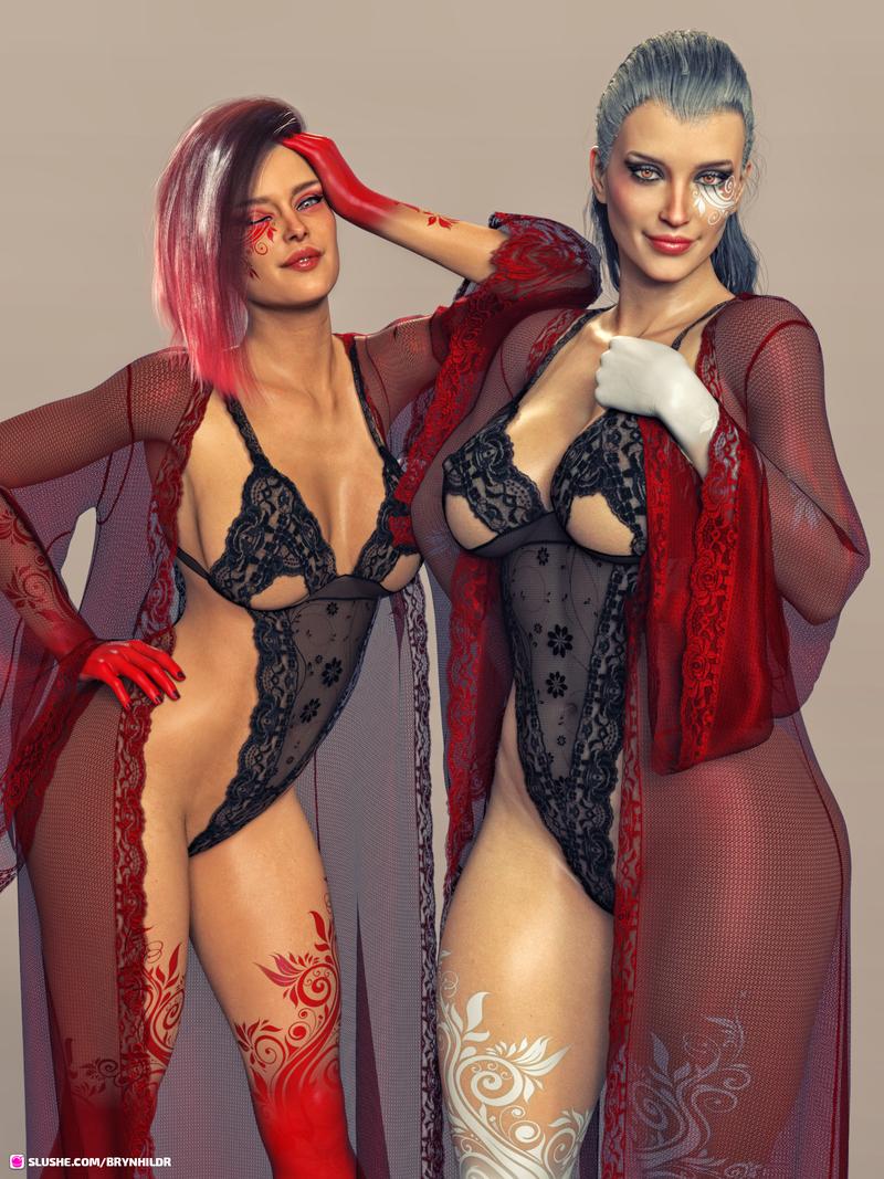 #111 (Kacey & Liza)