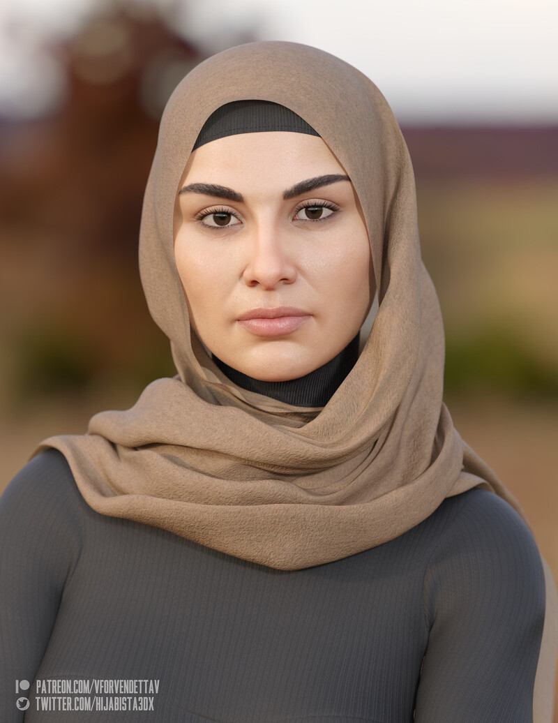 New Hijab Milf