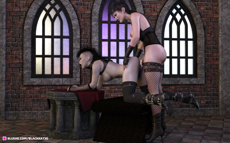 Goth Lovers Pt2