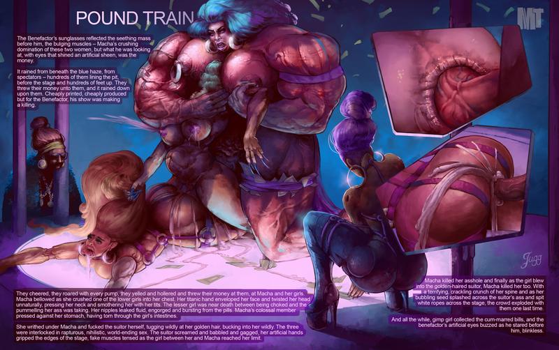 Pound Train (Story)