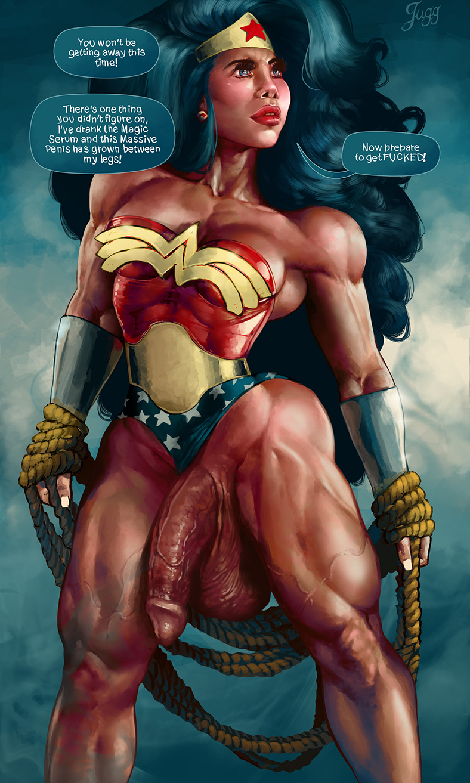 Wonder Woman Series (Pt.01) (FINAL)