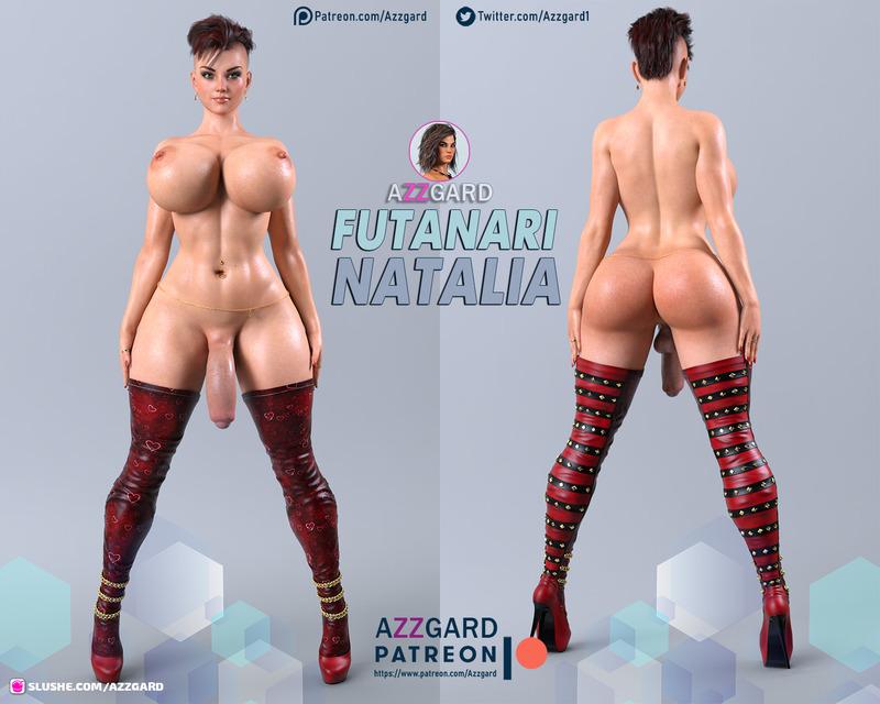 Natalia Futanari - Promo 1