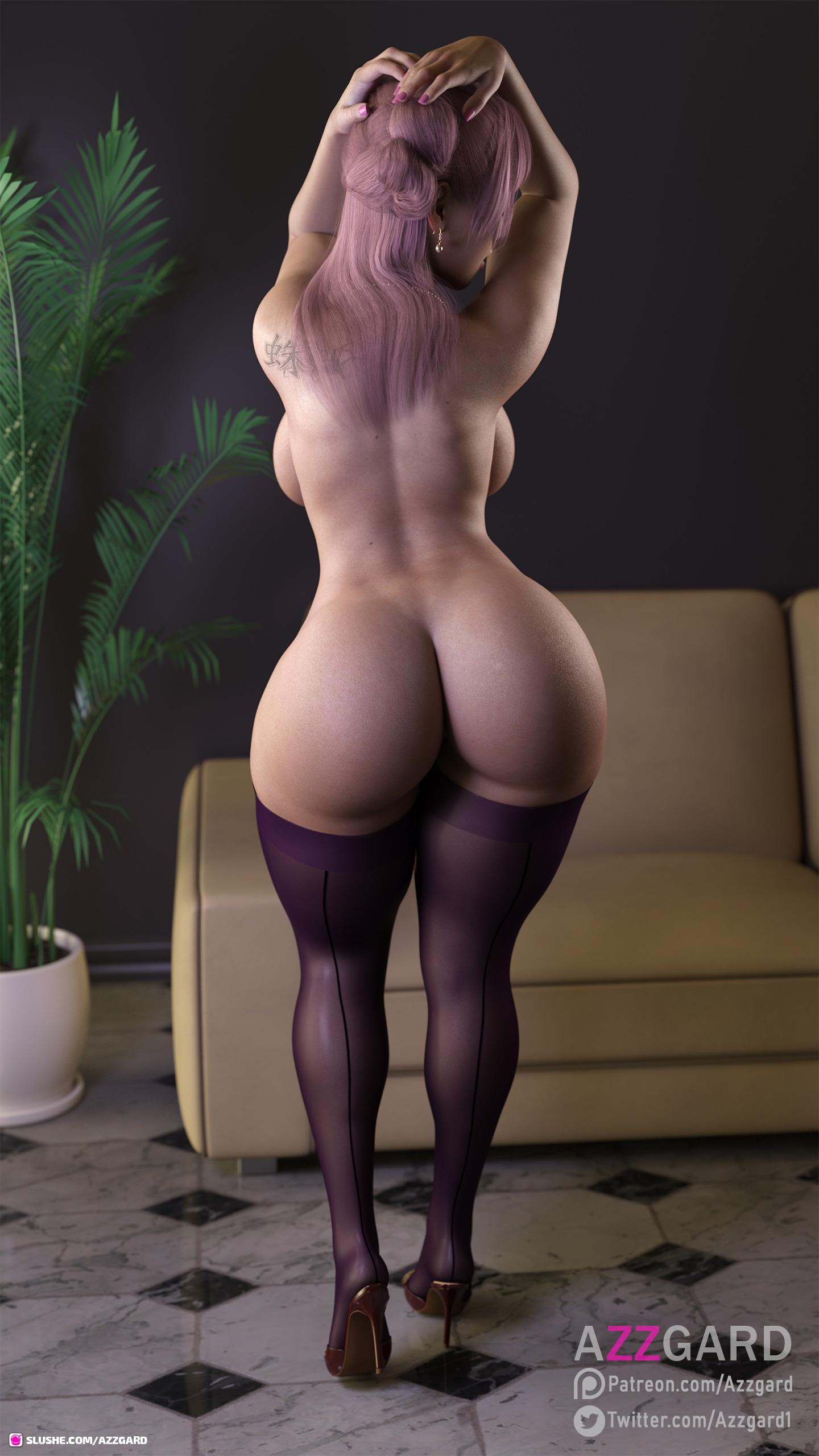 Marioka - Do You Like My Ass?