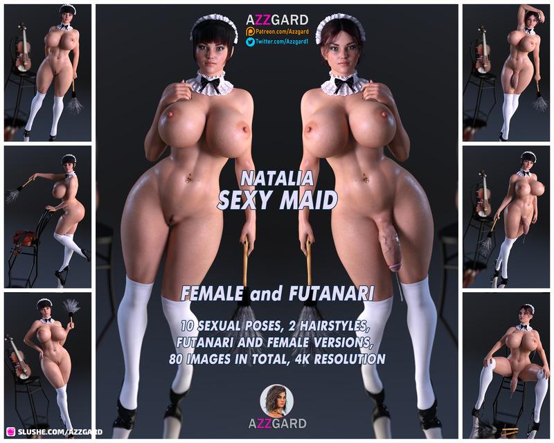 Natalia - Sexy Maid