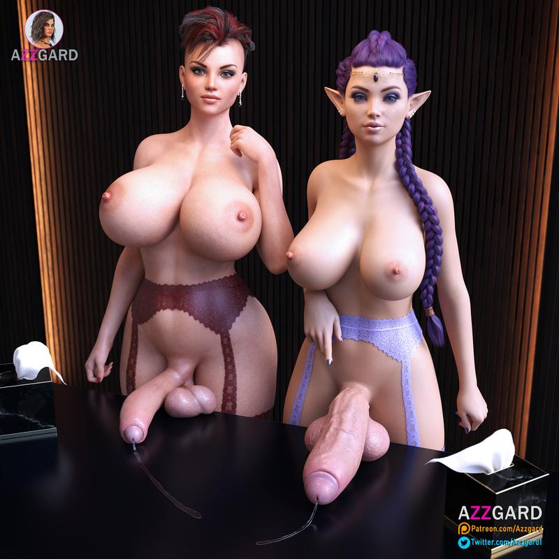 Raftalia and Natalia