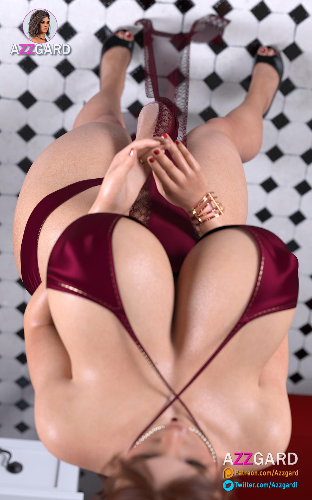 Natalia - Red Dress